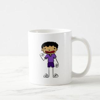 Free Characters by Jaidee Family Classic White Coffee Mug