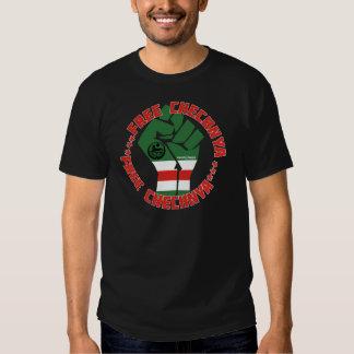 Free Chechnya T Shirt