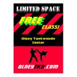 Free Class 2 Business Card