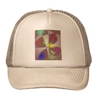 Free Composition Trucker Hat