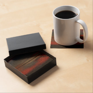 Free composition of fantasy the Dark Eye Beverage Coasters