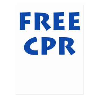 Free CPR Postcard