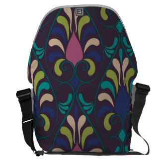 Free Creative Light Angelic Courier Bag