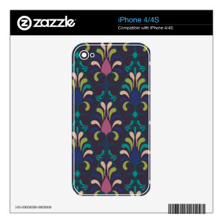 Free Creative Light Angelic Decal For The iPhone 4