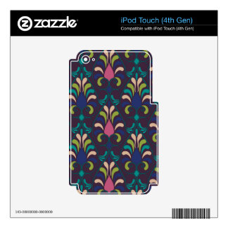 Free Creative Light Angelic iPod Touch 4G Decals