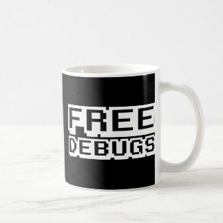 FREE DEBUGS COFFEE MUG