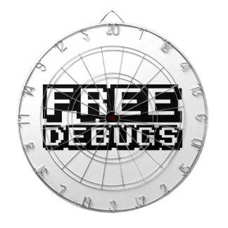FREE DEBUGS DART BOARD