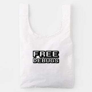 FREE DEBUGS REUSABLE BAG