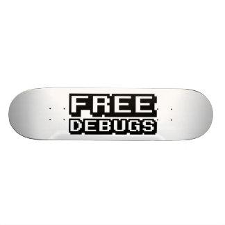 FREE DEBUGS SKATEBOARD