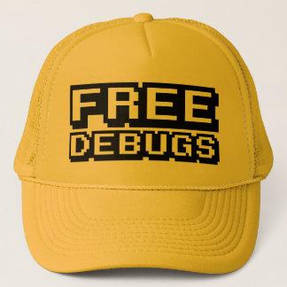 FREE DEBUGS TRUCKER HAT
