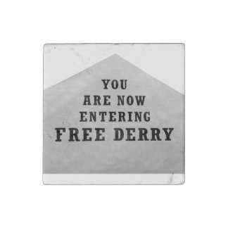 free derry wall stone stone magnet