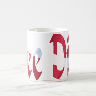 FREE DIVE-Dive for Divers Diving Coffee Mugs