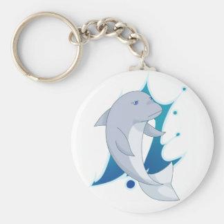 Free! Dolphin Keychain