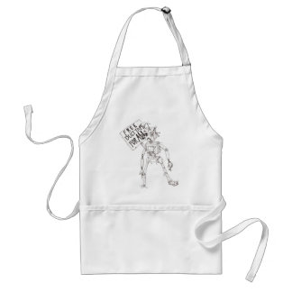 Free Duct Tape For All! Adult Apron