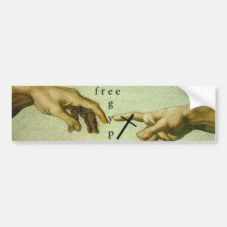 free egypt bumper sticker