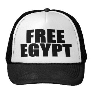 Free Egypt Trucker Hat