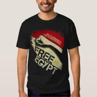 Free Egypt! Tee Shirts