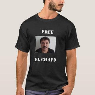 Free El Chapo Tshirt