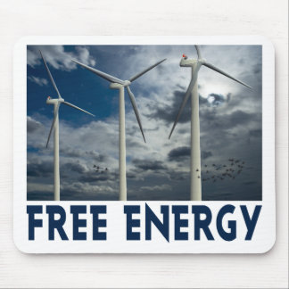 FREE ENERGY MOUSE PAD