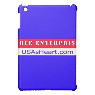 Free Enterprise - The Heart of USA Freedom Case For The iPad Mini