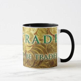 Free Enterprise Trade or Be Traded Mug