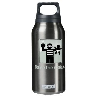 Free Expressions Insulated Water Bottle