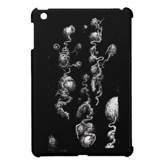 Free-floating Organic Aberrations Cover For The iPad Mini