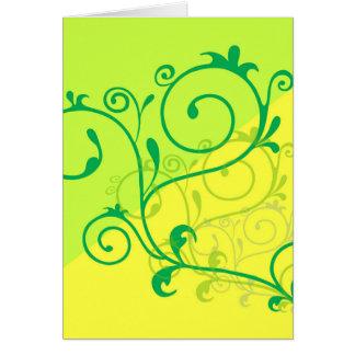 Free-Floral-Graphics.jpg Lemon Lime digital swirls Card