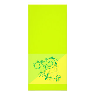 Free-Floral-Graphics.jpg Lemon Lime digital swirls Personalized Rack Card