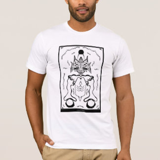 Free Flow Spheres Abstract T-Shirt