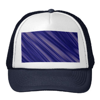 Free Flowing Movement Abstract Trucker Hat