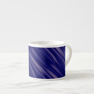 Free Flowing Movement Abstract Espresso Cups