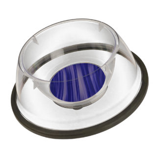 Free Flowing Movement Abstract Pet Bowl
