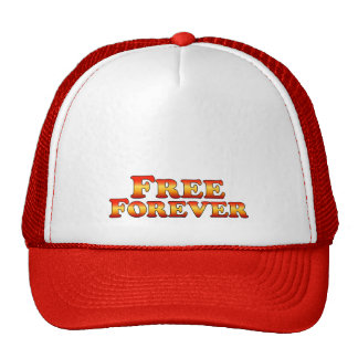 Free Forever - Clothes Only Trucker Hats