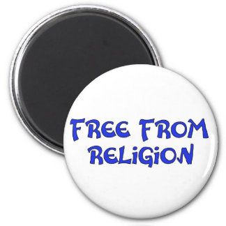 Free From Religion Magnet