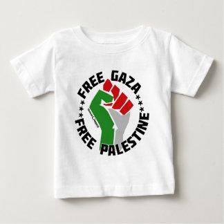 free gaza free palestine baby T-Shirt
