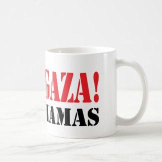 Free GAZA From HAMAS Classic White Coffee Mug
