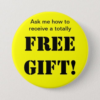 Free Gift Button