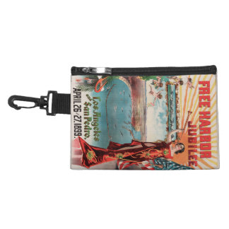 Free Harbor Jubilee, Los Angeles and San Pedro. Accessory Bags