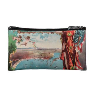 Free Harbor Jubilee, Los Angeles and San Pedro. Cosmetic Bag