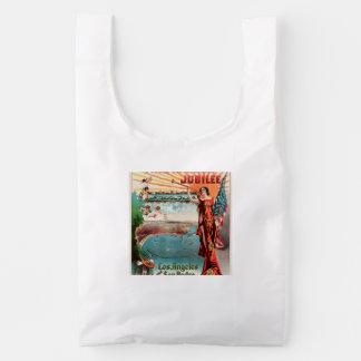 Free Harbor Jubilee, Los Angeles and San Pedro. Reusable Bag