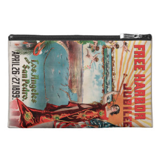 Free Harbor Jubilee, Los Angeles and San Pedro. Travel Accessories Bag