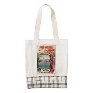 Free Harbor Jubilee, Los Angeles and San Pedro. Zazzle HEART Tote Bag