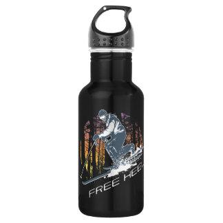 Free Heel Bottle