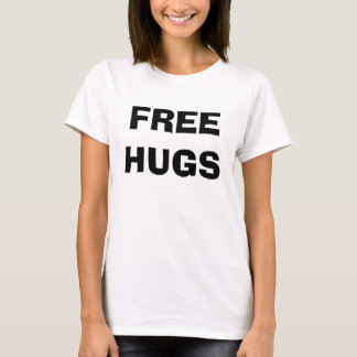 Free hugs and kisses T-Shirt