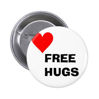 Free Hugs Buttons