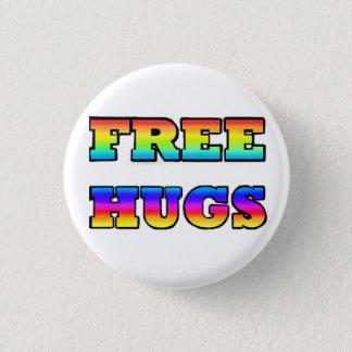 FREE HUGS Button