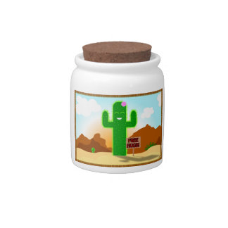 Free Hugs Candy / Cookie Jar Candy Jar