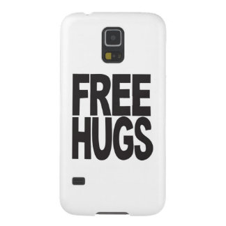 FREE HUGS GALAXY S5 COVER