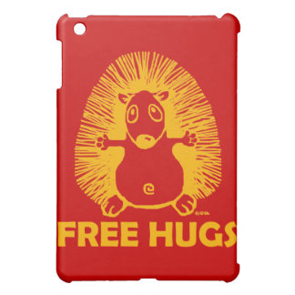 Free hugs case for the iPad mini